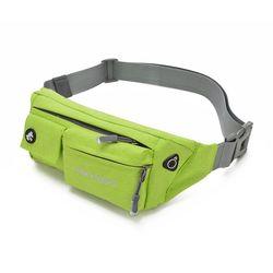 Gratis Ksatria Unisex Tas Olahraga Tas Pinggang Jogging Menjalankan Bersepeda Pack Pinggang Tahan Air Tas Pinggang Belt Pack Telepon Luar Pouch