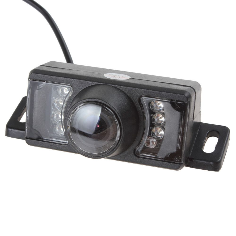 FREE SHIPPING HD Car Rear View Camera Waterproof Night Vision Backup Camera For Car DVD Player