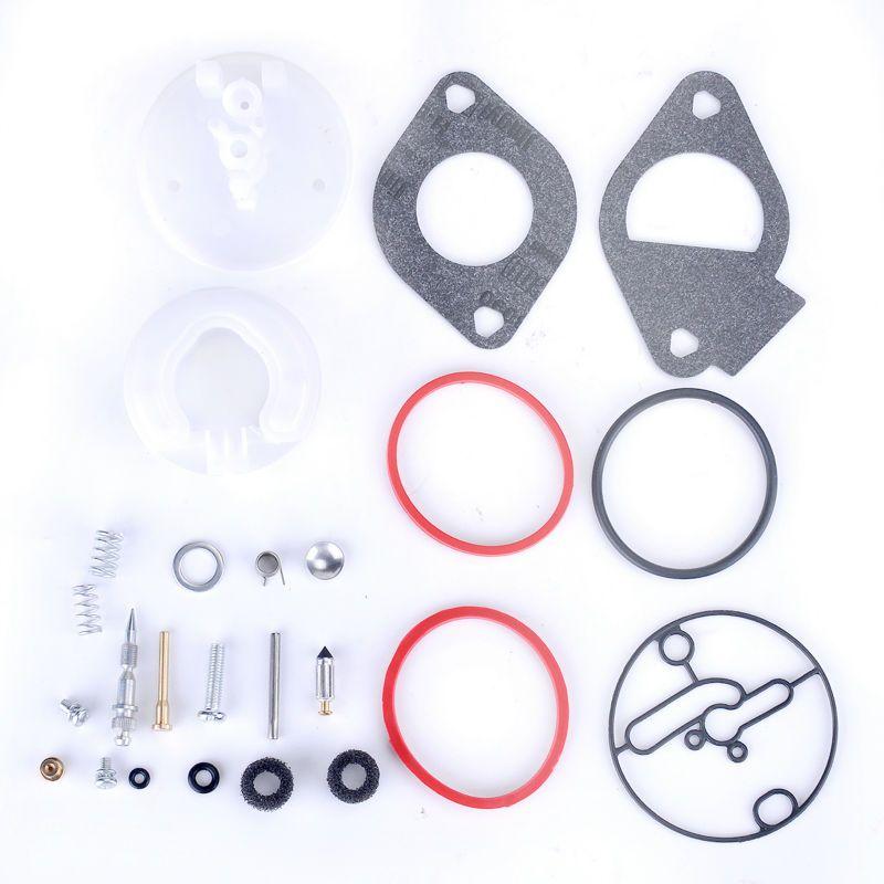 Carburador Kit de Reconstrucción Para Briggs & Stratton 796184 Master Revisión Nikki Carbohidratos Nueva