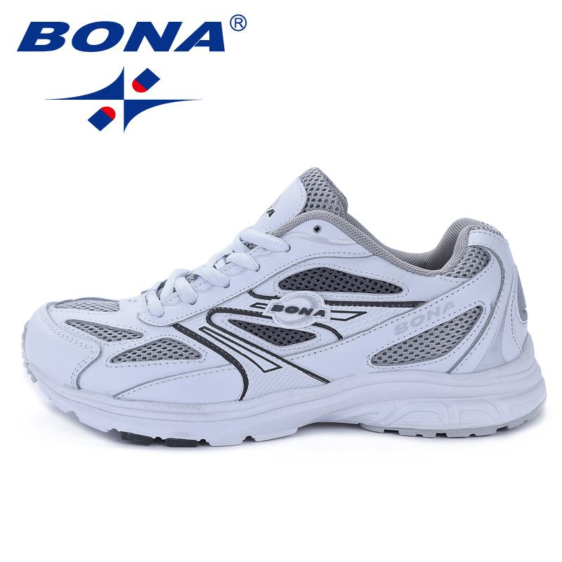 BONA New Classics Style Women Running Shoes Breathable <font><b>Upper</b></font> Outdoor Walking Jogging Sport Shoes Comfortable Ladies Sneakers