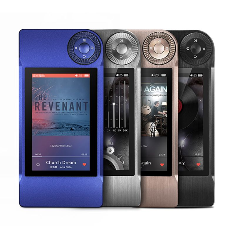 Shanling M5 Retina Portable DAP Lossless Music Player HiFi MP3 AK4490 AD8610 MUSE8920 Support DSD64/DSD128