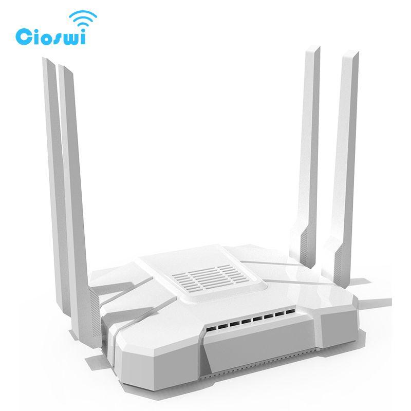 4g 3g wifi FDD/TDD LTE 2,4 ghz 5,8 ghz dual band gigabit router openWRT Englisch version firmware hohe qualität