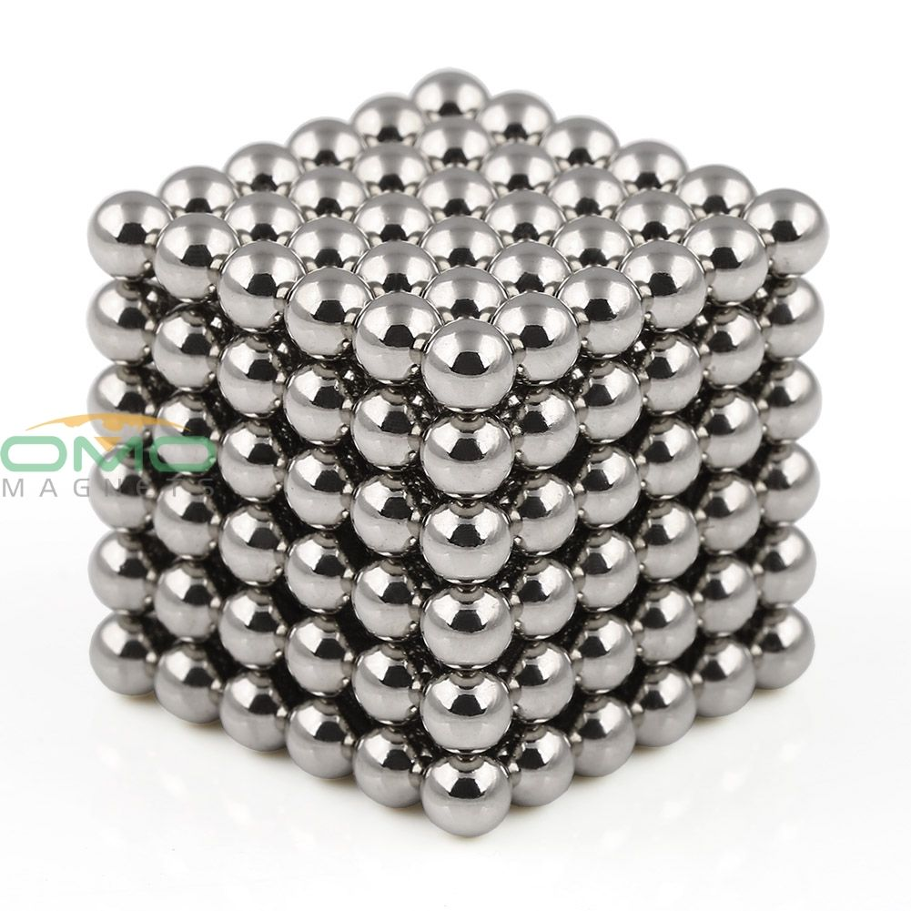 OMO Magnetics 216pcs Super Magnet Diameter 3mm  Nickel Magnet Rare Earth Strong Power Magnets For Industry