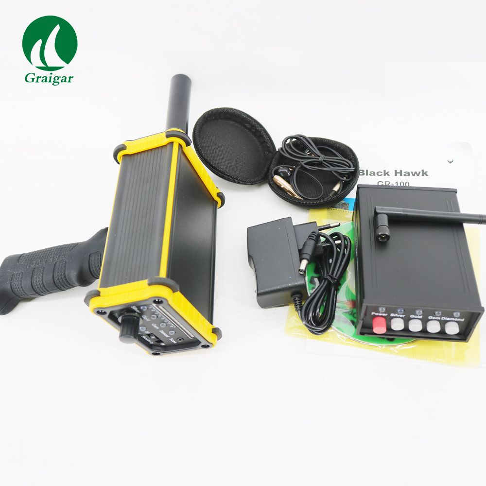 Discount Price Metal Detector GR100 Free shipping