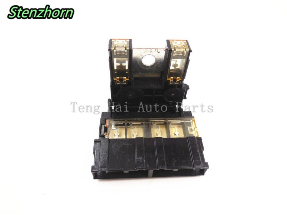 Stenzhorn 2005-2015 For Nissan Frontier Xterra Pathfinder Positive Battery Fuse Connector OEM 24380-89914