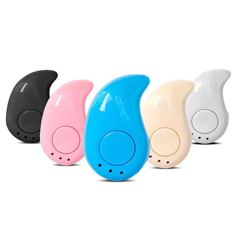 Original S530 Mini Wireless Bluetooth Auricular sin Manos Para el iphone xiaomi mi Sport Auriculares Con Micrófono Auriculares
