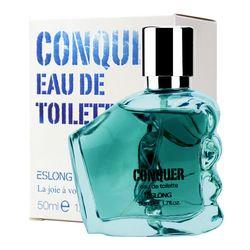 Eslong feromona hombres perfume Cologne spray eliminar eficazmente Cuerpo olor eliminar Cuerpo olor fragancia duradera 50 ml