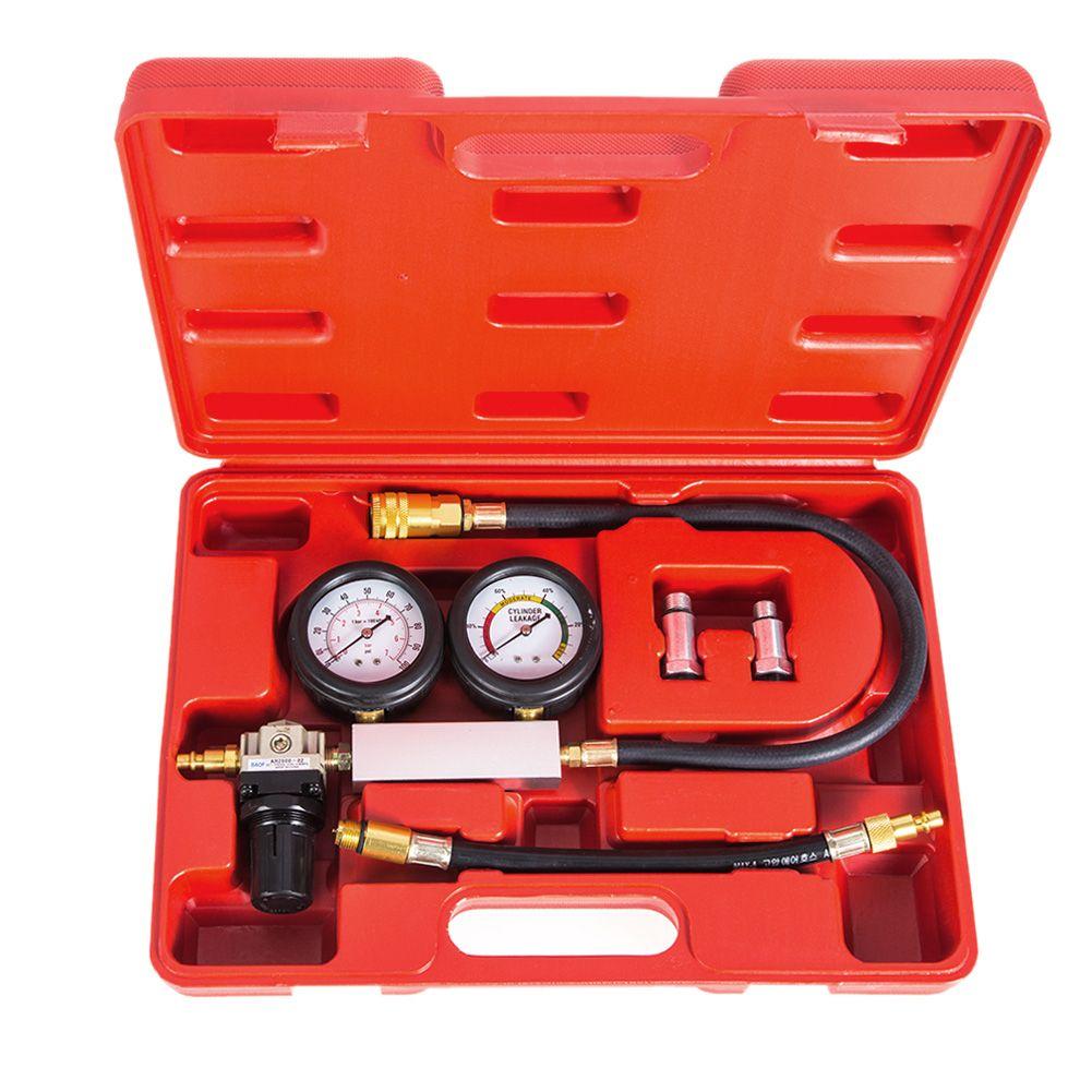 High precision Cylinder Pressure Gauge,Automobile Cylinder Pressure Leak Detector Gauge Auto Repair Tool
