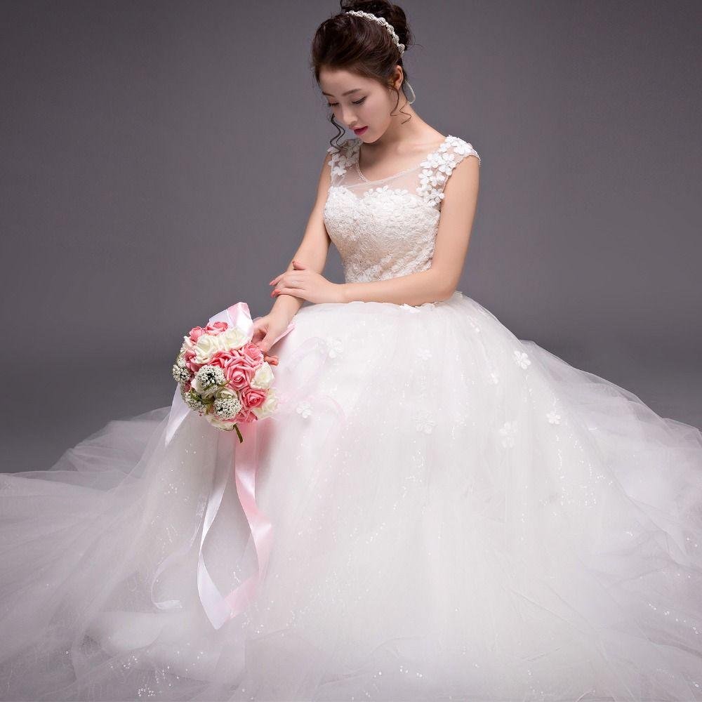 boho vintage lace wedding dress 2016 bride simple sheap bridal gown real photo wedding-dress weding weeding vestido de noiva