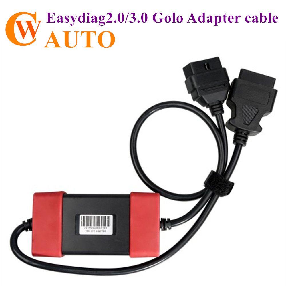 Starten 12V zu 24V Adapter Starten Heavy Duty Lkw Diesel Adapter Kabel für X431 Easydiag2.0/3,0 Golo carcare