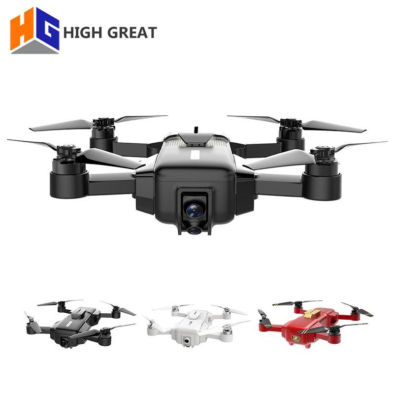 HOCH GROßE MARK 4 K Drone FPV Mit 1080 P HD Kamera GPS VIO Positionierung Smart Gimbal Kamera Rahmen Faltbare RC drohne VS Funken