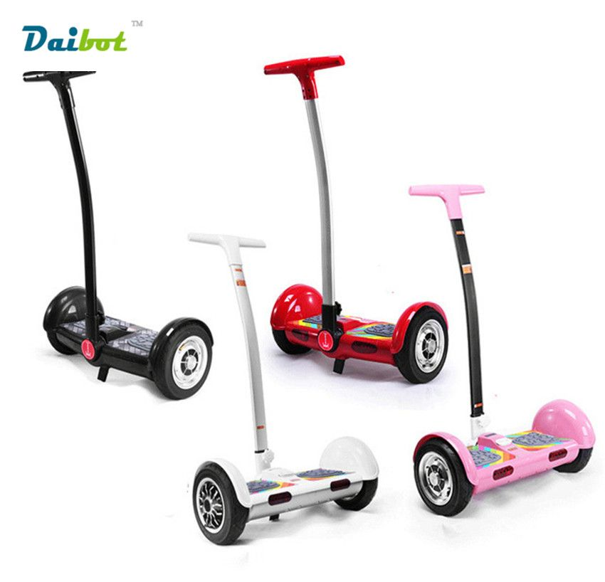 TT hoverboard Handle bar Self Balancing Scooters 10'' Bluetooth Two Wheel Skateboard Smart Balance electric scooter Hover board
