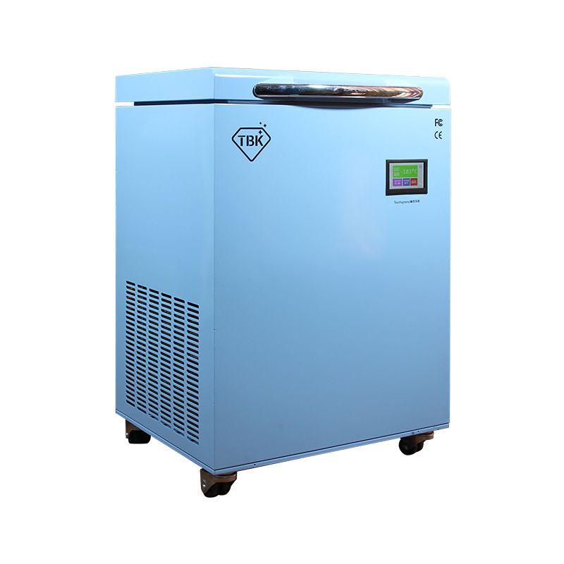 -190C LCD Freezing Machine TBK-588 Frozen Separator Instruments LCD Touch Screen Separating Machine For Mobile Phone Repair