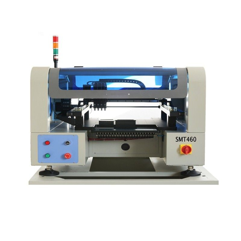Superior Price Manual Pick and Place Machine SMT460 Great Quality SMT Equipment