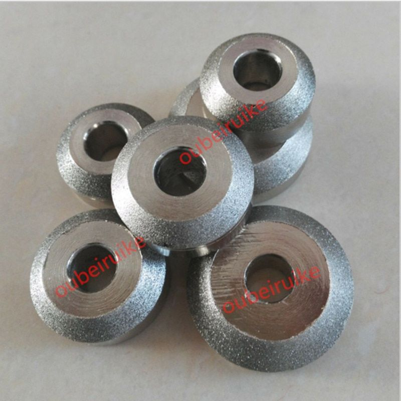 High Quality  45 Degree Angle diameter 38-66mm Diamond Grinding Wheels Grinding Stones