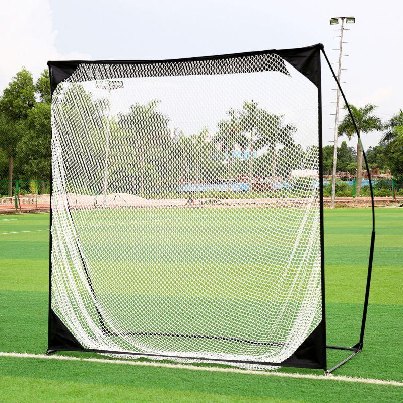 Cible De Golf Baseball Entraînement pour Le Golf Cages et Tapis En Plein Air Sport Divertissement Sol Exercice Formateur Faux Cible Balle 3.8CM62*6