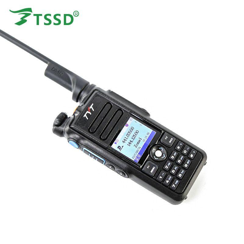TYT MD-2017 IP67 Water-proof Dual Band 144/430MHz DMR Digital 2-Way Radio MD2017