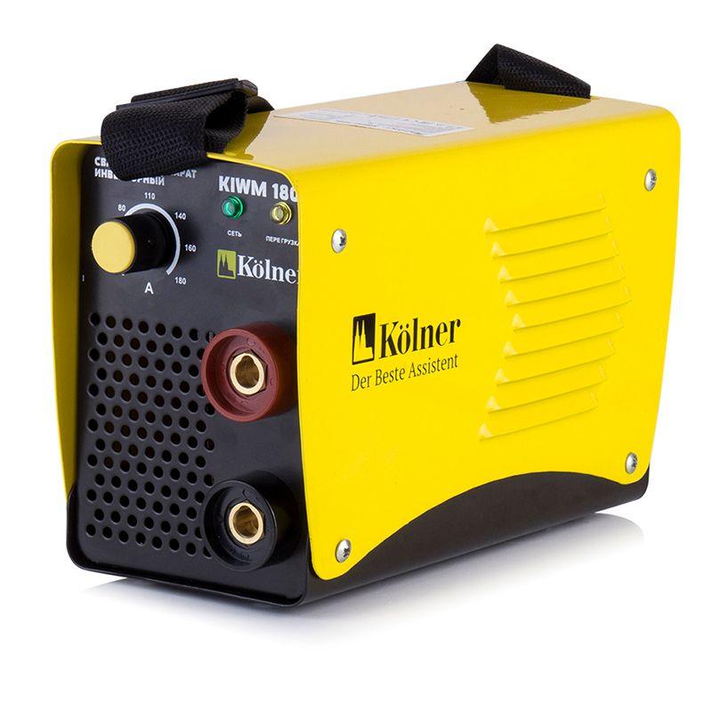 Welding machine inverter Kolner KIWM 180 i