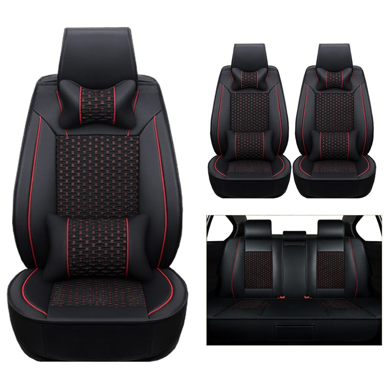 Seat Covers & Supports For Chrysler 300C golf 4 h4 ford focus 3 Crossovers Sedans Auto Interior Styling Decoration Protect 2017