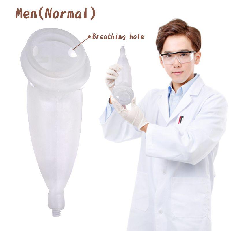 Urinoir pour adultes en Silicone hypoallergénique avec cathéter d'urine sacs pour homme femme hommes plus âgés hommes toilettes pour femmes