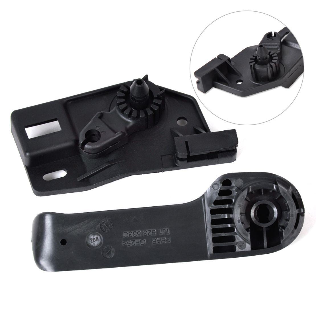 beler Hood Latch Release Grip Handle + Bracket for VW Golf MK4 Beetle Polo Skoda Fabia Octavia Seat Altea 1J1823633A 1J1823533C