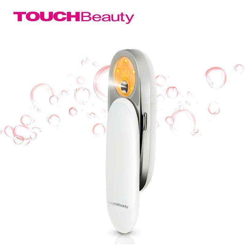 TOUCHBeauty Facial Steamer, Portable Water Mist Sprayer Portable Light 590 Moisturizer TB-1185