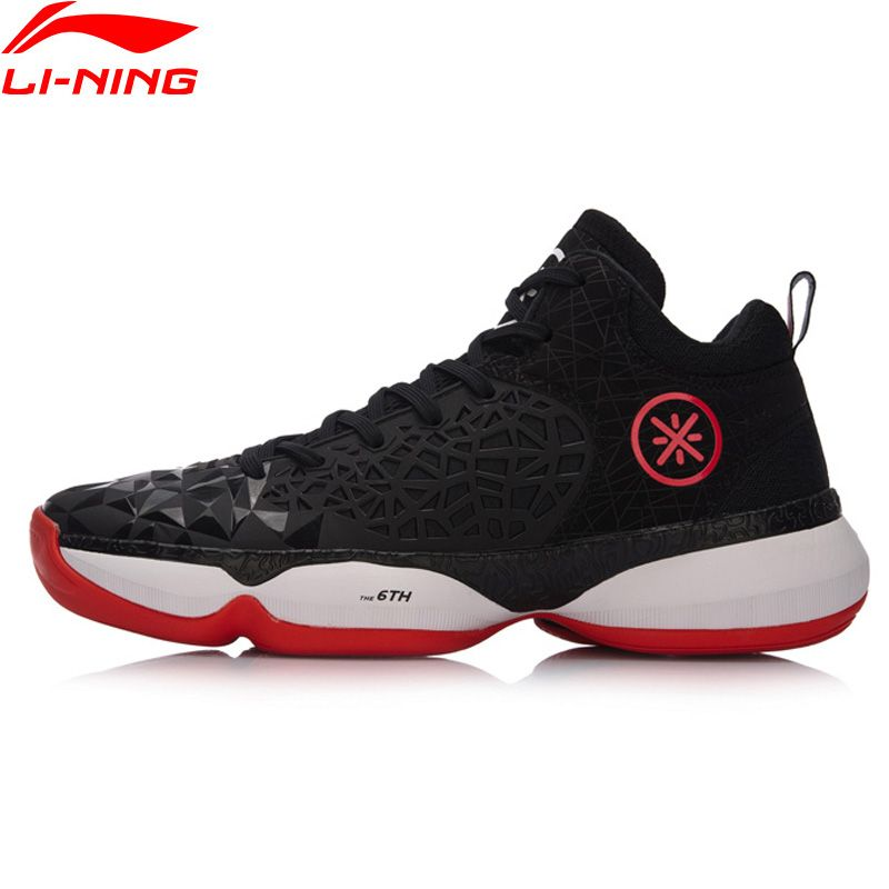Li-Ning Men Wade The SIXTH MAN Winter Edition Professional Basketball Shoes Wearable LiNing Sneakers Sports Shoes ABAM049 XYL127