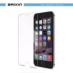 9 H en verre trempé Pour iphone X 8 4S 5 5S 5c SE 6 6 s plus 7 plus protecteur d'écran de protection case cover garde film + propre kits