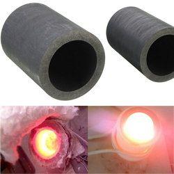 12.5 ML Creuset En Graphite Pur Tasse Propane Torche de Fusion Or Argent Cuivre Métal