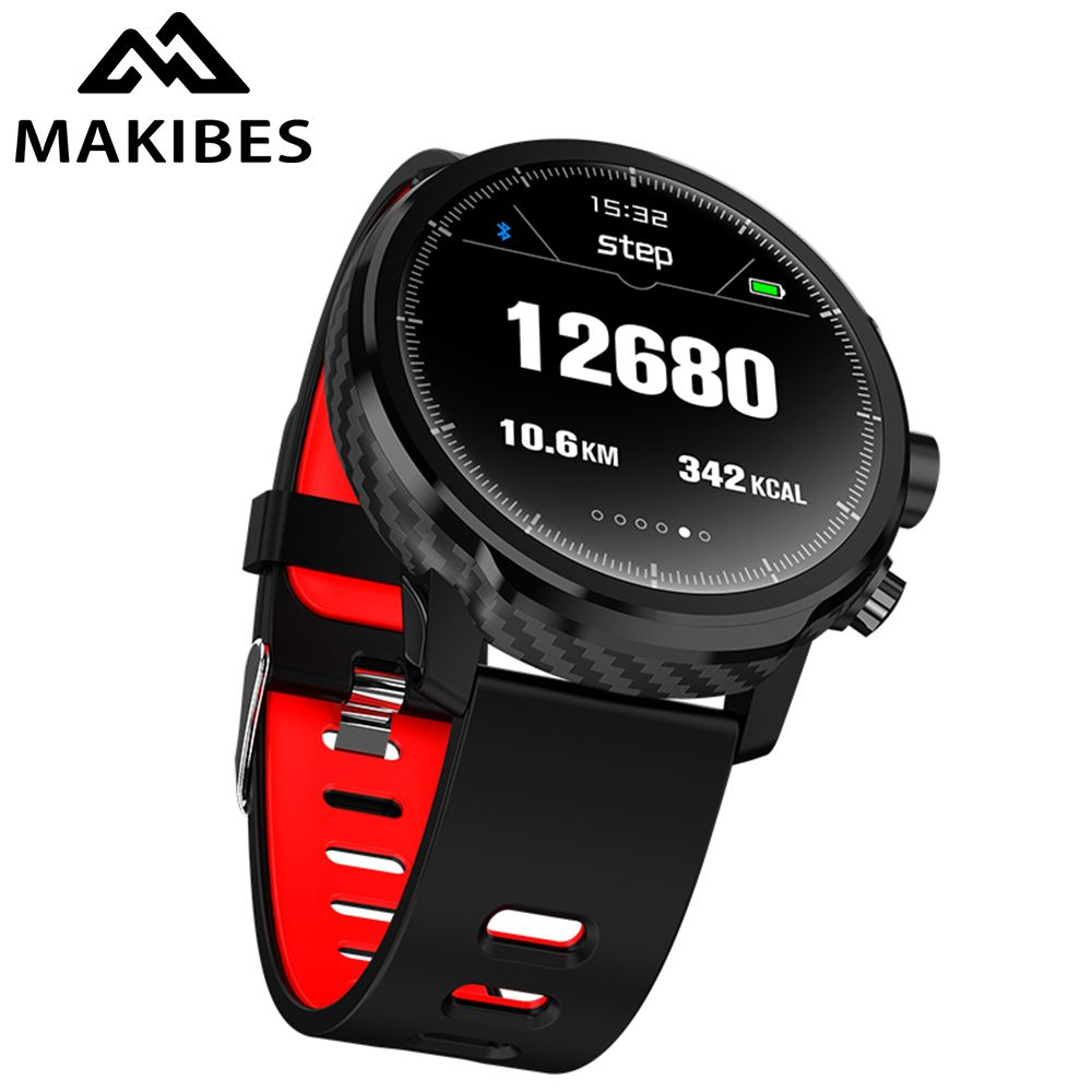 Makibes L5 Smart Uhren Standby für 100 tage 1,3