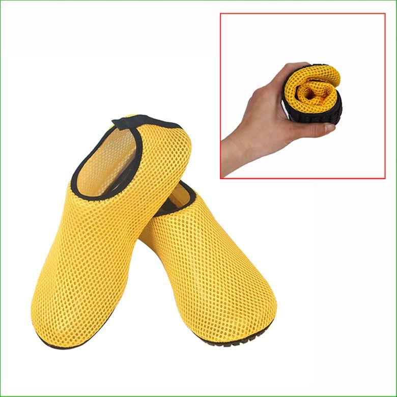 BMS01 сетки кожи обувь плавание водонепроницаемая обувь босиком Аэробные vacance multi носки