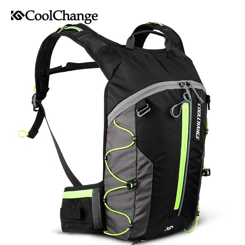CoolChange Bike Bag Ultralight Waterproof Sports Breathable Backpack <font><b>Bicycle</b></font> Bag Portable Folding Water Bag Cycling Backpack
