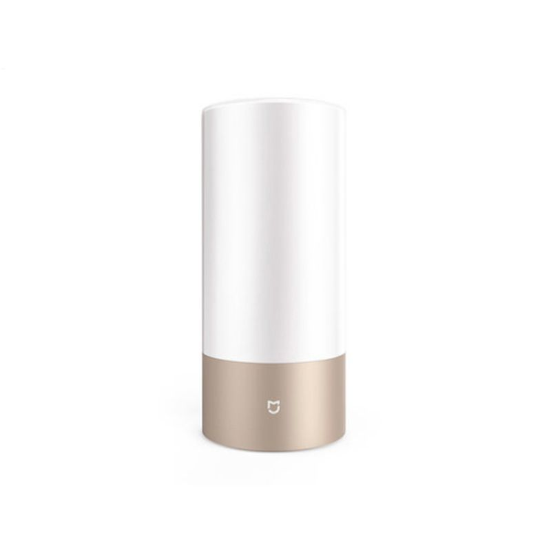 Xiaomi Yeelight Desk lamp Smart LED Bedside 2 Table Cylinder Touch Dimmable Wifi and Bluetooth Dual Remote Control Color RGB