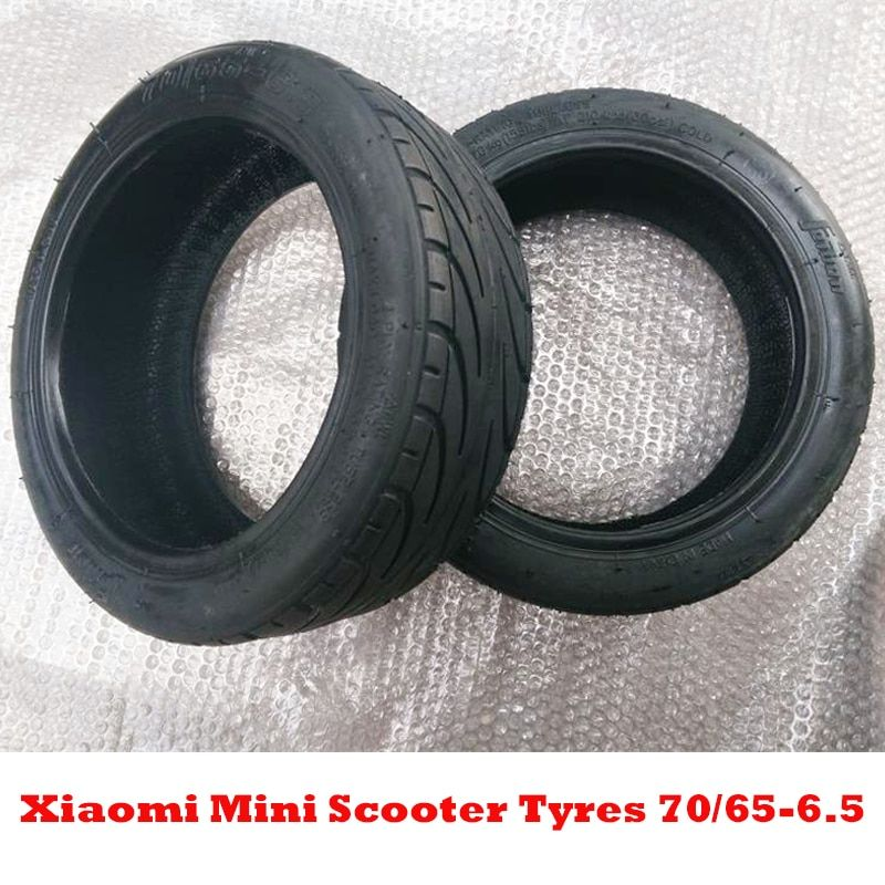 Xiaomi Mini Scooter Tyres 70/65-6.5 <font><b>Tubeless</b></font> Wheel Tires Vacuum Tyre for Xiaomi Mini Pro Electric Balance Scooter Tyre Accessory