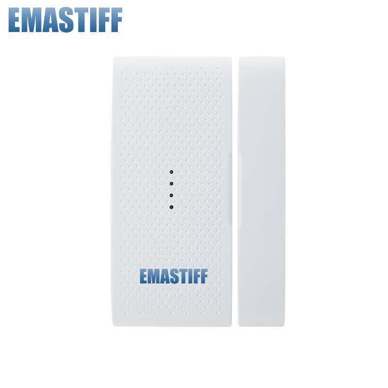 Free Shipping!Wireless Door sensor,door detector,magnetic contact,door contact,SC2262/1527,433mhz for home security alarm system