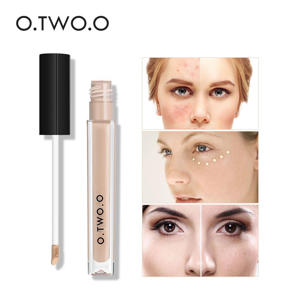 O.TWO.O Makeup Concealer Liquid concealer Convenient Pro eye concealer cream New Hot Sale 4color