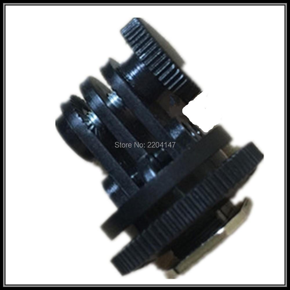 Original metal hot shoe base for Yongnuo LED accessories YN-160 160S 160II YN300 II video light