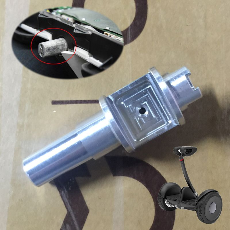 Electric Scooter Steering Shaft Steer Axle Car Axletree For Xiaomi Ninebot Mini Smart Scooter <font><b>Hoverboard</b></font> Replacement Accessaries