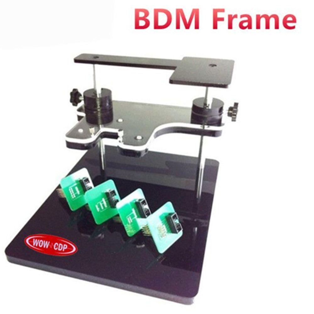 original New arrivals: BDM FRAME with Adapters Set fit for BDM100 programmer/ CMD