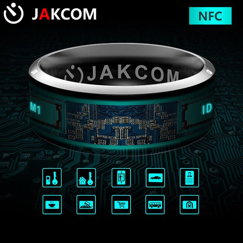 Original Jakcom R3 Smart Ring Wear Magic Finger NFC Ring IC ID Card for Android Windows NFC Mobile Phone Waterproof Smart Ring