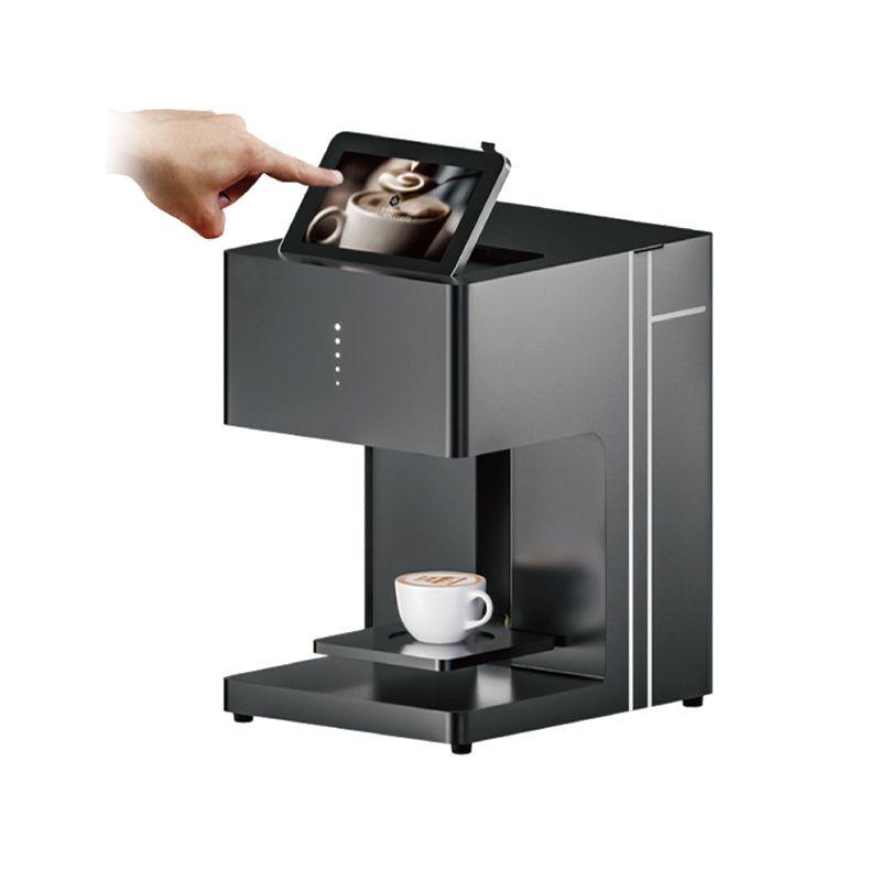 2018 tragbare digitale drucker selfie kaffee drucker 3d maschine für Kaffee Cappuccino Candy Cookies Schokolade Tee Kekse WIFI