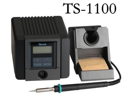 SCHNELLE TS1100 intelligente leadfree lötstation 90 Watt thermostat einstellbare elektrische lötkolben lötzinn