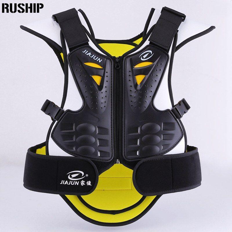 Professionnel Ski Snowboard Support Arrière Moto corps Protecteur Dur Planche À Roulettes Soutien sport Motocross Retour Protection