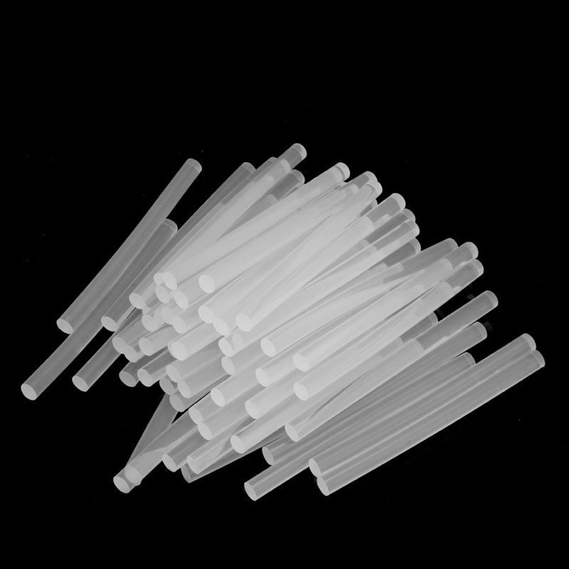 50Pcs 7mm*100mm Hot Melt Glue Sticks For Electric Glue Gun Craft Album Repair-Y103