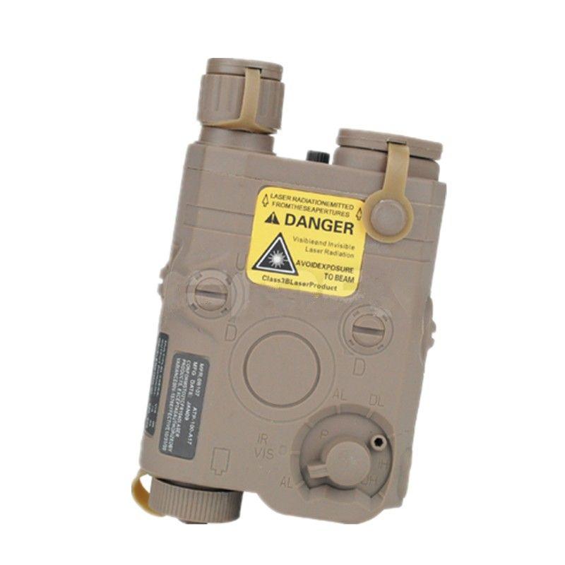Tactique batterie PEQ 15 Battery case holder NEW Non fonctionnelle noir DE FG 492 493 494
