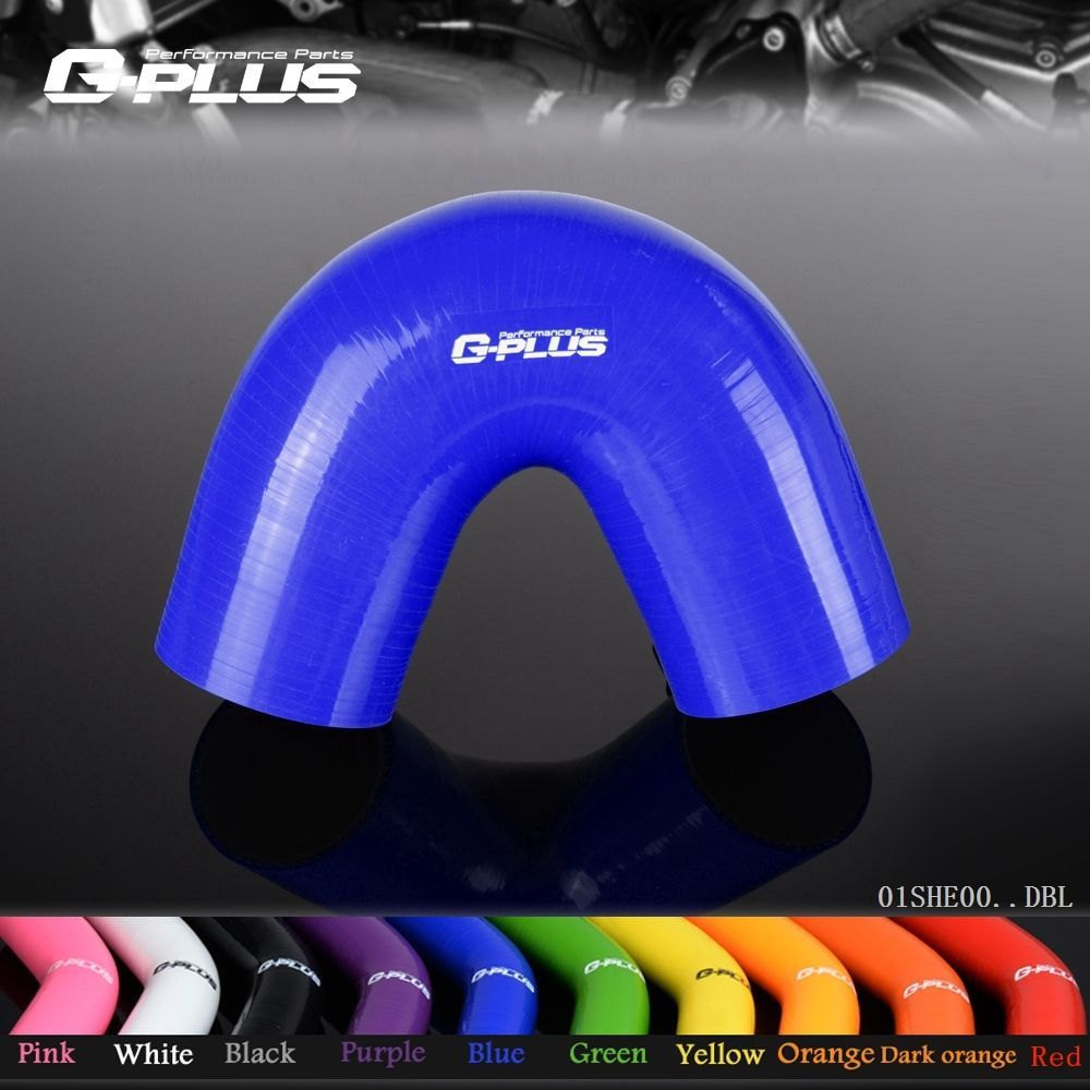 Silicone hoses 135 Degree Elbow Transition Hose 2.48