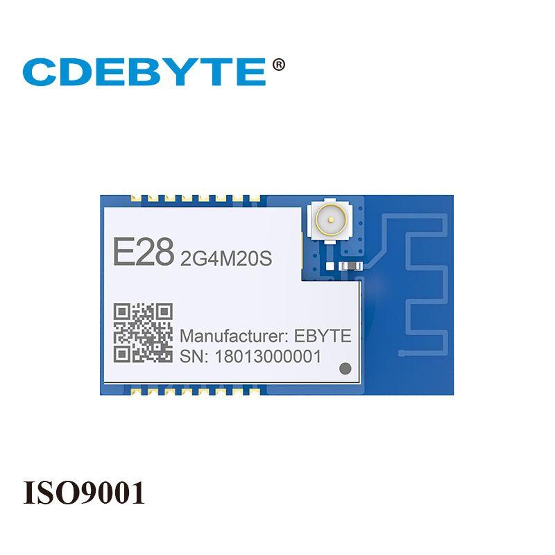 E28-2G4M20S LoRa Long Range SX1280 2.4GHz 100mW IPX PCB Antenna IoT uhf Wireless Transceiver Transmitter Receiver RF Module