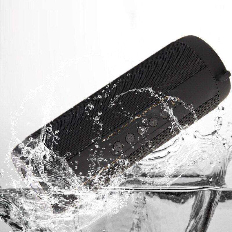 T2 Bluetooth Speakers Wireless Best Waterproof Portable Loudspeaker Outdoor Mini Column Box Speaker Design for iPhone Xiaomi
