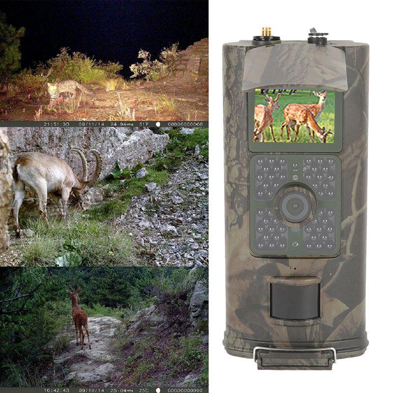 Neueste HC700G 940nm Infrarot Jagd Track Kamera 16MP 3G GPRS MMS SMTP SMS 1080 P Nachtsicht Wildlife Scouting Cam Hunter