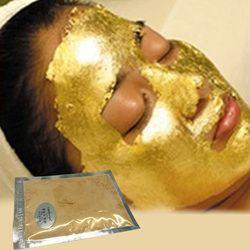 24 K oro colágeno Anti-envejecimiento antiarrugas tratamiento de Spa de lujo hidratante blanqueamiento